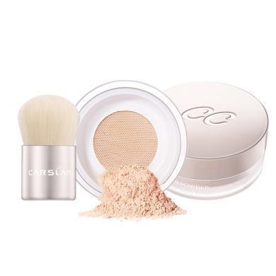 卡姿蘭 蝸牛氣墊調控蜜粉 10g 兩色可選 散粉 持久 定妝 控油