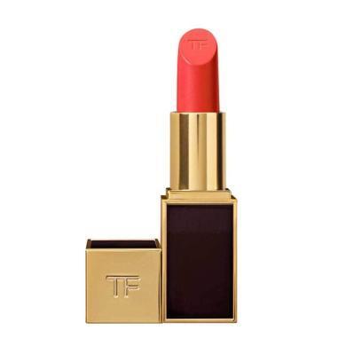 美國TOM FORD湯姆福特 TF口紅黑金黑管唇膏 09#珊瑚紅 3g
