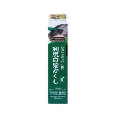 1支*日本利尻昆布植物染發棒染發筆 20g【香港直郵】