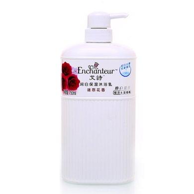 艾詩潤白保濕沐浴露-迷惑花香(750ml)