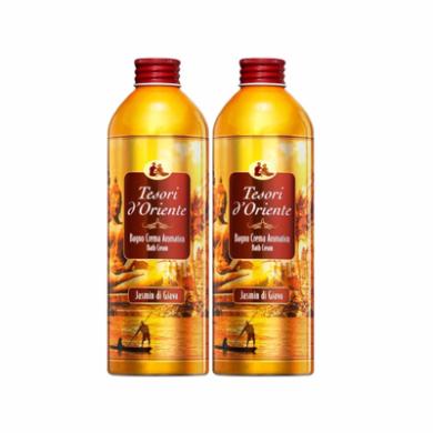 【支持購物卡】【2瓶裝】TESORI DORIENTE/東方寶石 芳花香沐浴露 500ML