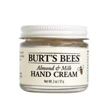 美国BURTS BEES小蜜蜂杏仁牛奶蜂蜡护手霜(57g)