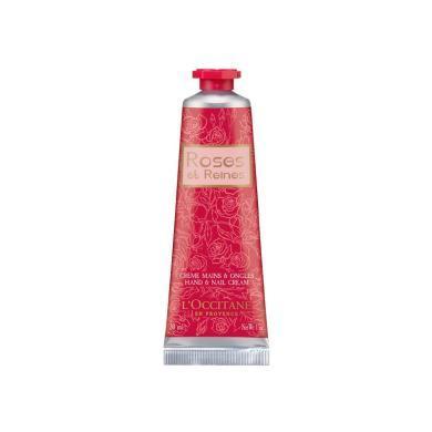 【支持購物卡】1瓶*法國歐舒丹(LOCCITANE)乳木果玫瑰潤手霜30ml  香港直郵