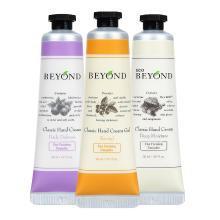 贝妍德 BEYOND 护手霜3支特惠装 舒缓柔润 深层保湿 修护滋养 质地轻盈不黏腻