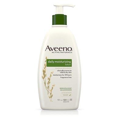1瓶*美国艾维诺保湿身体乳 Aveeno燕麦高效保湿润肤乳 身体乳 591ml【香港直邮】