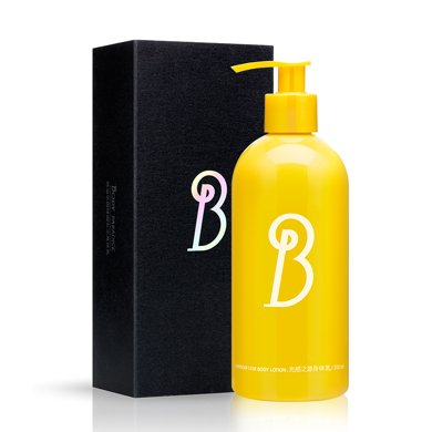 【到手價45】芭迪樂園光感之源身體乳 300ml 檸檬潤膚乳 水潤嫩白