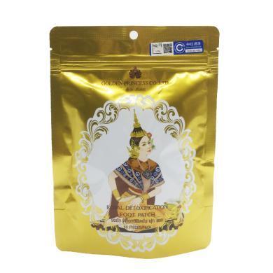 gold Princess/舒息 泰国皇家足(经典)10个/袋装