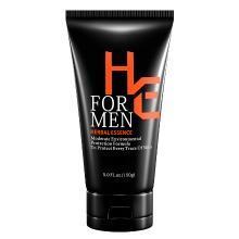 赫恩(H&E)男士海洋氨基酸控油清痘洗面奶 150g(温和洁面 平衡水油 洁净不紧绷)