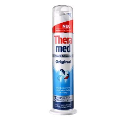 【支持購物卡】德國Theramed漢高 泰瑞美固齒防蛀牙膏100ml 藍色