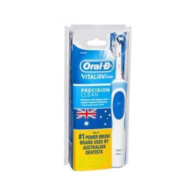 德國Oral-B歐樂B 活力精密清潔電動充電牙刷 澳洲版 1支(D12523款)高效清潔 充電款 智能提醒香港直郵