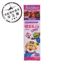 啵乐乐儿童牙膏 混合水果味(90g)