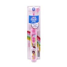 美国Oral-B欧乐B儿童电动牙刷-Kitty猫(1支)