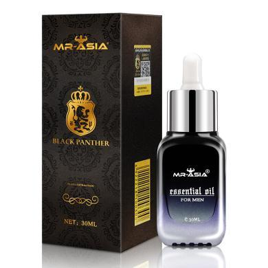 日本黑豹三代男用延時噴劑 男性外用持久不麻木保健 成人情趣用品 黑豹精油30ML