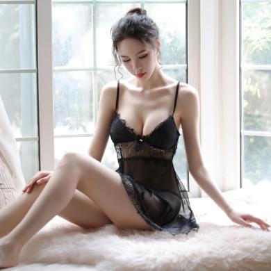 碧雅女士 性感情趣内衣 制服诱惑睡裙 成人情趣性用品