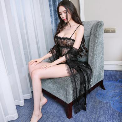 碧雅 女士性感情趣内衣 制服诱惑睡裙 成人情趣性用品