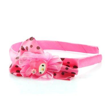 姣蘭 發箍飾品韓式發飾兒童發箍女頭飾 亮片頭箍韓版盤發卡子兔熊