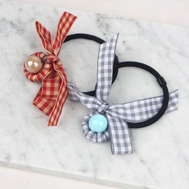 姣蘭 發飾發圈扎頭發皮筋頭繩韓國個性發繩頭飾飾品