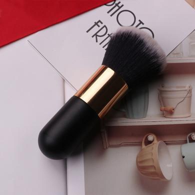 Focallure單支大號散粉刷單支黑色大胖墩單支多功能蜜粉刷化妝刷美妝工具S016