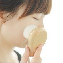 姣兰 松木洁面刷 柔软洗脸刷 手工洁面刷 清洁毛孔