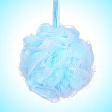 姣蘭 糖果色舒適浴球浴花浴擦沐浴球 洗澡多泡泡