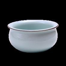 祥福哥颂 龙泉青瓷个人杯礼盒装茶杯
