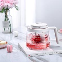 恒福玻璃茶壶耐高温加厚家用泡茶壶过滤耐热花茶壶得意壶S-700