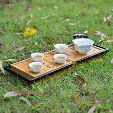 祥福 正品茶职便携茶具套装旅行茶具套装整套户外功夫茶具送礼