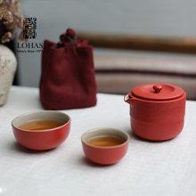 台湾陆宝 旋纹旅行组-富贵红 携行装