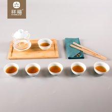 祥福乐透 旅行茶具便携套组AG-01