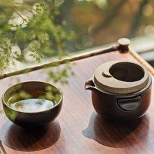 台湾陆宝 转意随手泡 一壶一杯旅行茶组