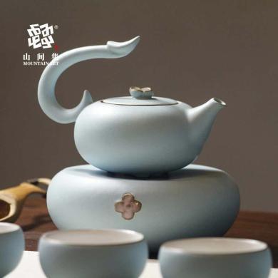 山间集  玉棠11头茶具组