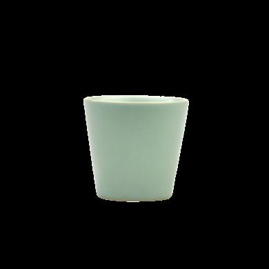 AlfunBel艾芳貝兒功夫茶杯 天青汝窯個人陶瓷功夫茶具小茶杯品茗杯泡茶盞紅茶單杯-叮當杯C-41-3-