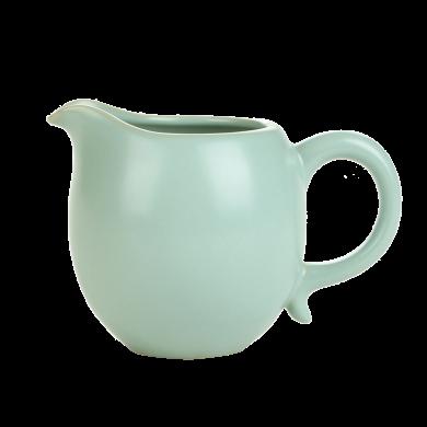 AlfunBel艾芳貝兒-茶具配件-汝窯天青美人公道杯(170ML)C-98-10