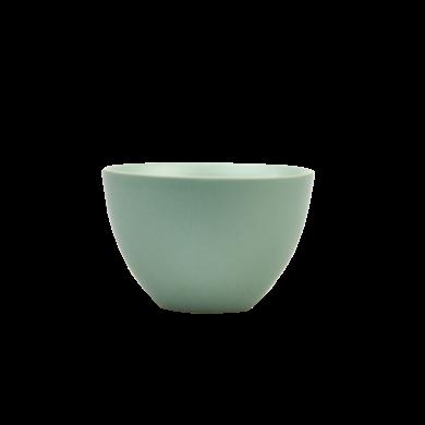 AlfunBel艾芳貝兒功夫茶杯 天青汝窯個人陶瓷功夫茶具小茶杯品茗杯泡茶盞紅茶單杯-沉香杯C-41-2-1