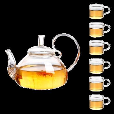 AlfunBel艾芳貝兒 茶具套裝茶壺組合C-85-21-15-2
