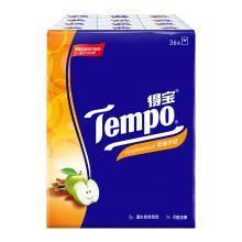 得宝迷你手帕纸(苹果木味)(36包*7片)