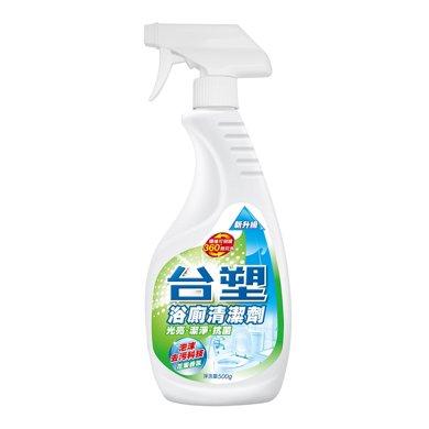臺塑生醫 浴廁清潔劑500g 馬桶清潔劑除垢凈化去味 臺灣進口潔廁液多用途清潔