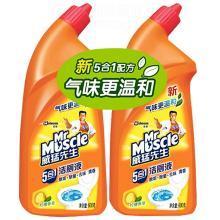 Z威猛先生洁厕液(柠檬香草)双包装(600g*2)