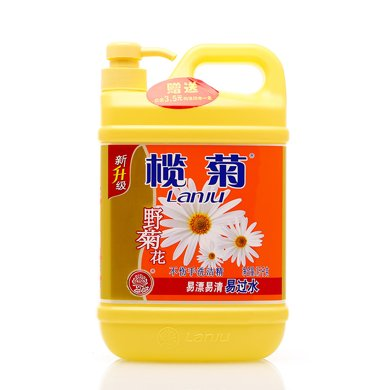 欖菊野菊花不傷手洗潔精(1.5kg)