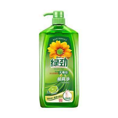 綠勁媽媽壹選新一代餐具凈(柚子檸檬)(2KG)