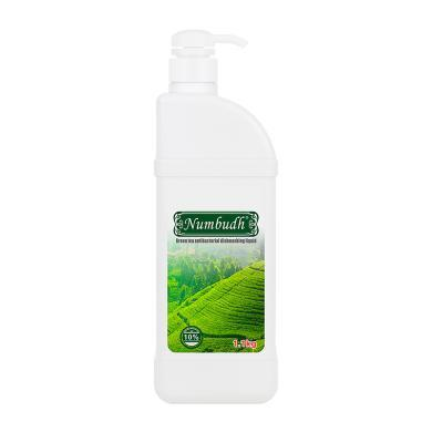 馬來西亞Numbudh南堡綠茶除菌洗潔精1.1kg