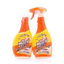 威猛先生厨房重油污净(柠檬)双包装(500g*2)