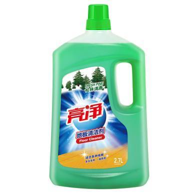 亮凈地板清潔劑(松林清香)(2.7L)