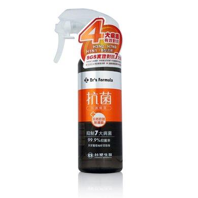 臺塑生醫抗菌防護噴霧醫級對抗B型流感H1N1等7大病菌臺灣正品225g