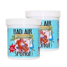 【2盒装】【美国】Bad Air Sponge空气净化剂400g