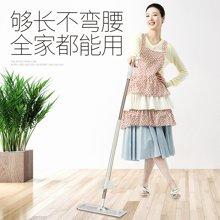 免手洗喷雾喷水拖平板拖把 瓷砖实木专用拖布干湿两用地拖