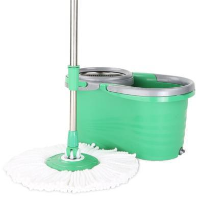 美丽雅家用甩水拖把 甩水桶  绿行星系列