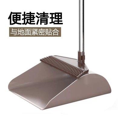 掃把簸箕3件套裝組合家用軟毛刮水器地刮衛生間掃地魔法掃帚