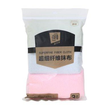 DK菲尔芙超细纤维擦试布(3片装)(35cm*35cm)