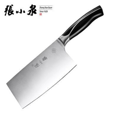 张小泉菜刀威罡钼钒钢家用不锈钢切肉刀片刀切片刀D12222200